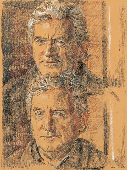 Dan Colman, 2002 (61 x 40.6 cms - 24 x 16 ins)