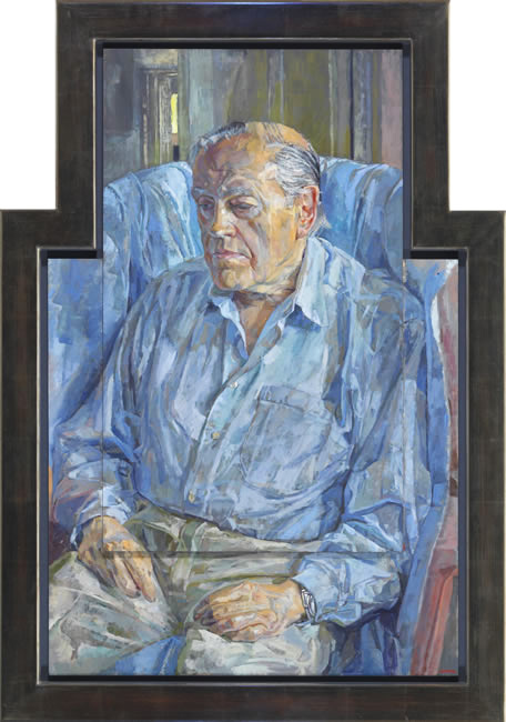 Lord Armstrong, Exhibited in BP Award, 2009