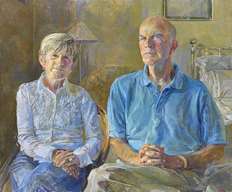 Mr & Mrs Maxted, 2009