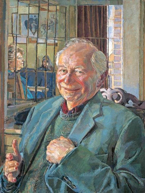 Roger Webb, 1996 - 61 x 50.8 cms
