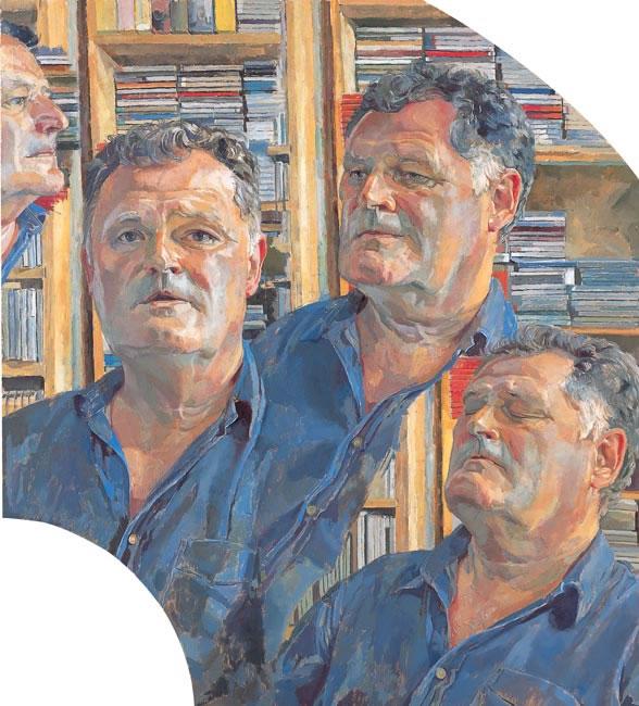 Bill Holland, Universal Records 2004 - 61 x 66 cms