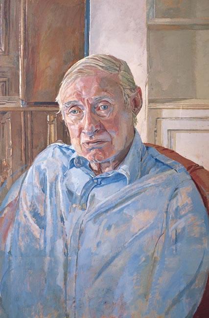 Spike Milligan, 1995 - 88.9 x 60.5 cms