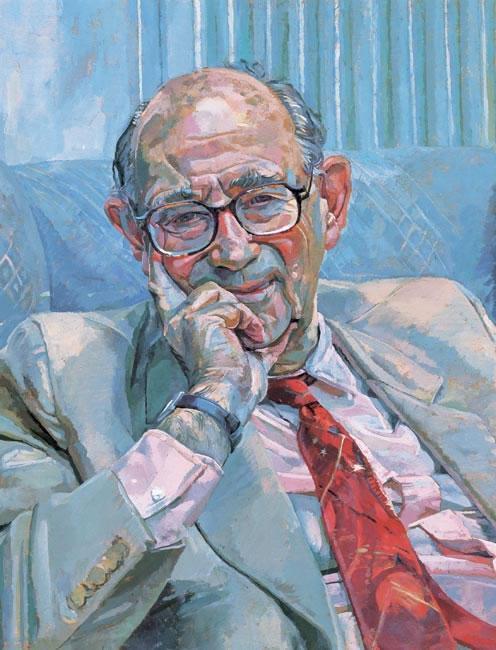 Conrad Dehn QC, 2001 - 50.6 x 40.6 cms